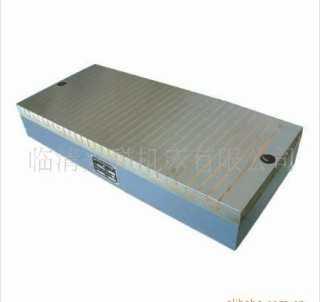 平面磨床密极电磁吸盘