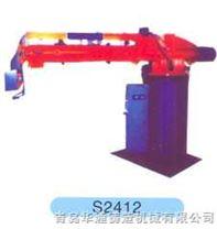 S24系列单臂树脂砂混砂机