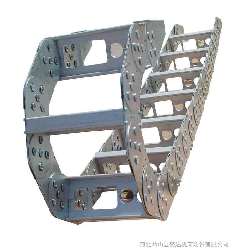 桥型钢铝拖链