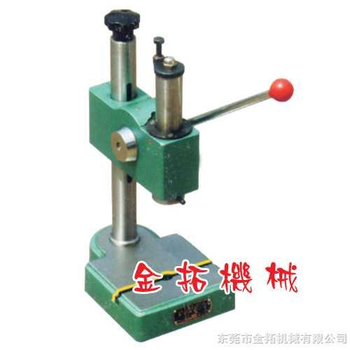T01/T02/T03精密手動壓力機