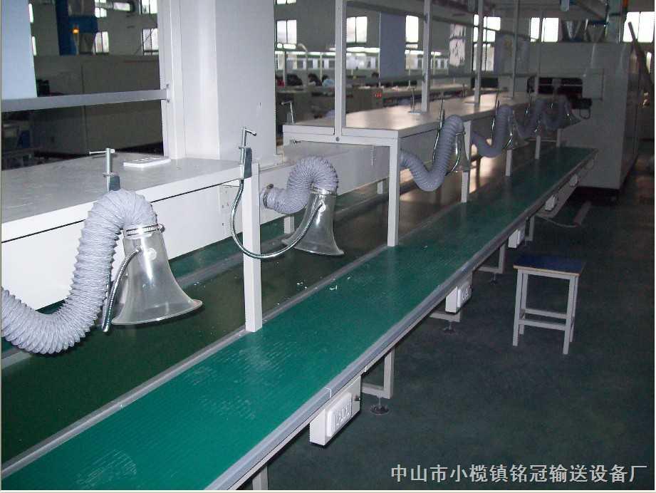 PVC皮带流水线