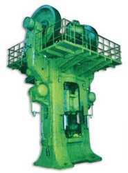 J54双盘摩擦压力机
