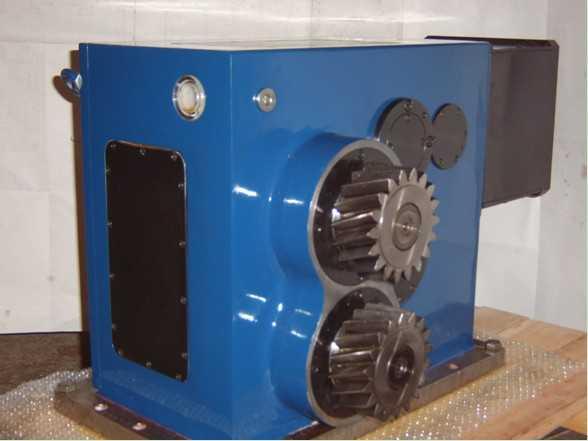 消隙减速机M08-81L1-电机型号 (可选传动比35 、47 、58 、81、116)
