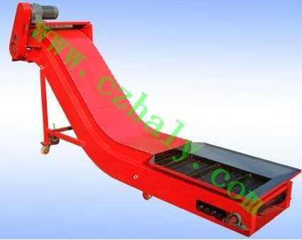 海力牌CK7136数控车床排屑机