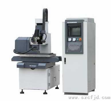 碳化硅数控砂线切割机