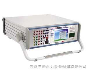SX-6400微机继电保护测试仪