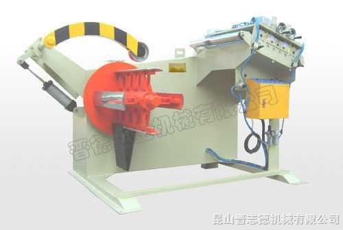 二合一料架+厚板矫正机