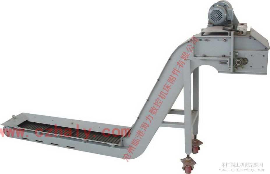 海力牌链板排屑机生产厂