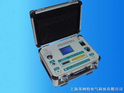 上海变压器直流电阻测试仪-产品展示-上海菲柯特电气