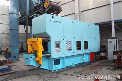 无箱射压垂直自动造型线永红铸造机械