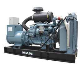 曼柴油发电机组