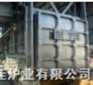 双头台车式天然气炉保湿电炉