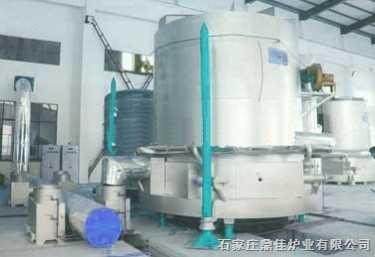罩式燃料热处理炉