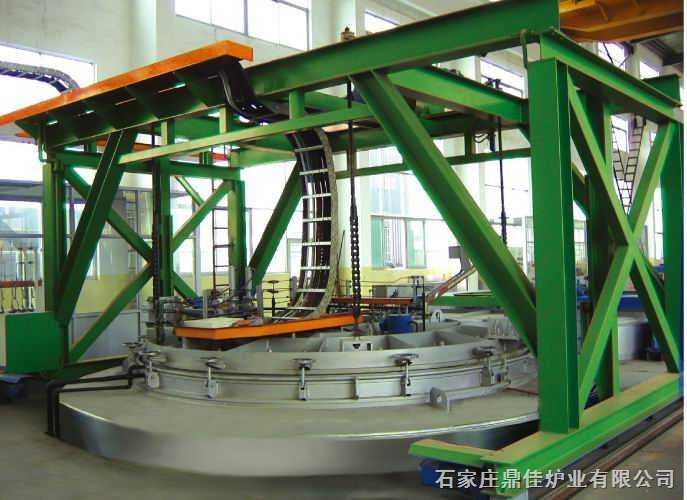 节能型渗碳炉