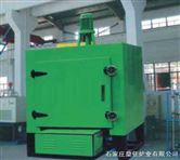 电加热全纤维台车炉
