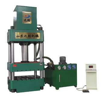 YQ32-315T四柱三梁滑动工作台液压机