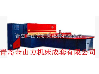 QD12K系列数控送料剪板机