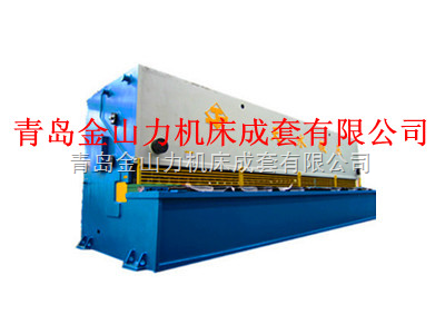 QC11K系列数控液压闸式剪板机