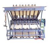 气动拼板机,细木工板拼板机