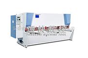经过质量监督部门生产许可的机械电动摆式剪板机