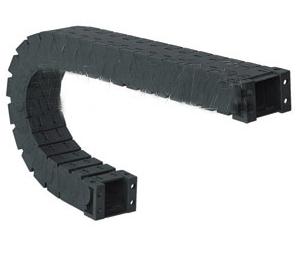 拖链 塑料拖链工程塑料拖链加强型工程拖链