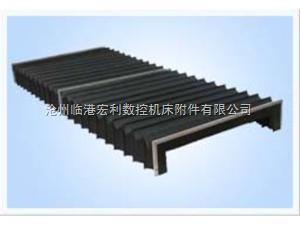 风琴式直线导轨防护罩技术特点