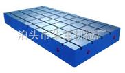 T型槽平台厂◆T型槽工作台加工◆铸铁T型槽平板价格