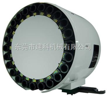 台湾圣杰CNC加工中心刀库,BT40-24T圆盘式刀库