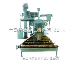 钢结构抛丸清理机