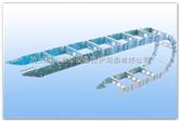 钢厂专用穿线拖链博川制造