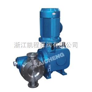 JJM型机械隔膜计量泵