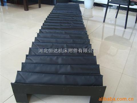 骨架式风琴防护罩,风箱式风琴护罩,测量仪器风琴防护罩