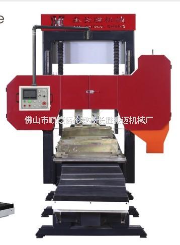 全自动龙门锯机XCS700木材加工设备