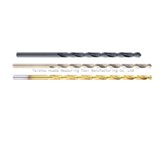 HIGH-SPEED STEEL STRAIGHT SHANK LENGTHEN THE TWIST DRILLS-DIN340
