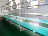 供应PVC皮带流水线、对面台流水线