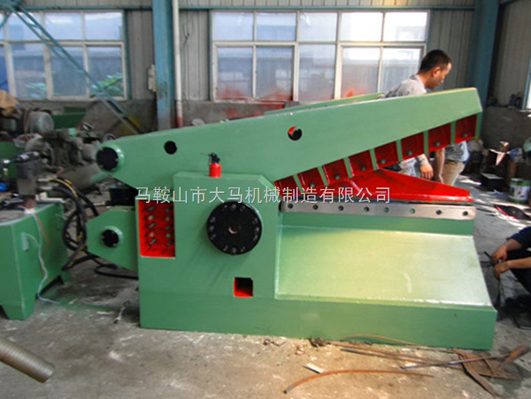 Q43系列液压金属剪切机 鳄鱼剪