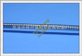 自动化仪表线路保护不锈钢软管,单扣双扣不锈钢软管