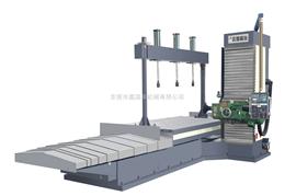 LM-1500单臂卧式铣床