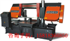 得力牌金属带锯床,GD4028、GD6528、GD4038、GD4028X卧式金属带锯床
