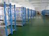 工厂专做检测区全套设备铁架子、铁桌子、钢板台、零部件存放架、货物存储架、三层、双层、四层钢制手推车