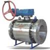 Q347F/Y/H-64C-DN250蜗轮高压球阀