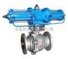 Q641F/H/Y-64C-DN150高压气动球阀