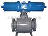 Q647F/H/Y-16C-DN350气动锻钢球阀